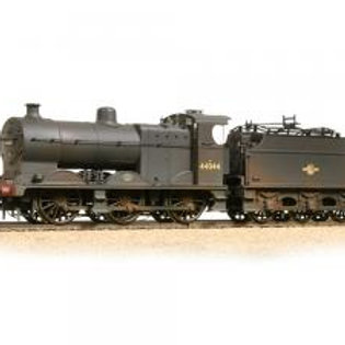 Bachmann 31-884 Midland 4F 44044 BR Late Crest (Weathered)