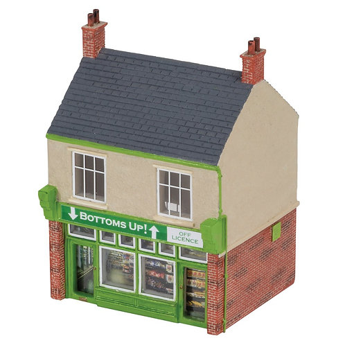 Hornby R9844 The Off Licence