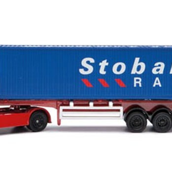 Corgi TY86650 Eddie Stobart Skeltel Container