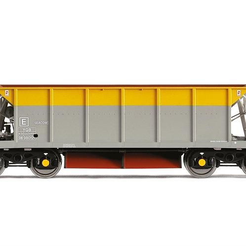 Hornby R6953 YGB 'Seacow' bogie ballast hopper DB980121 Civil Engineers livery