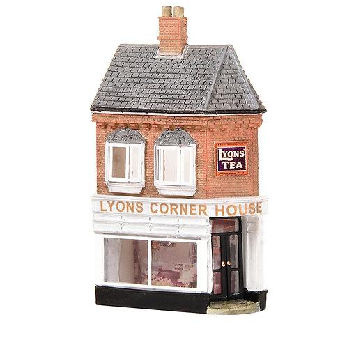 Scenecraft 42-243 Low Relief Lyons Corner House (N Gauge)