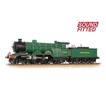 LB&SCR H1 Atlantic 2038 'Portland Bill' SR Malachite Green (Sound Fitted)