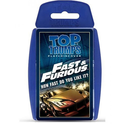 Top Trumps Fast and Furious