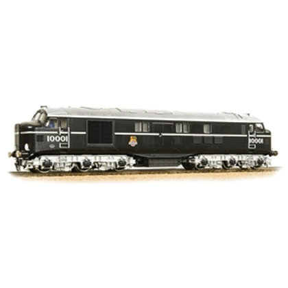 LMS 10001 BR Black (Early Emblem)