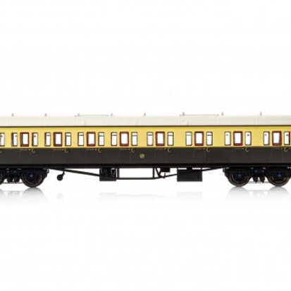 Hornby R4875 Collett 57' 'Bow ended' non-corridor composite (Right-hand) 6362