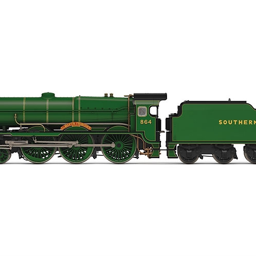 Hornby R3862 Class LN Lord Nelson 4-6-0 864 'Sir Martin Frobisher' SR