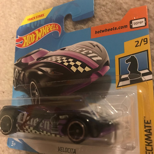 Hot Wheels Checkmate Velocity (Queen)