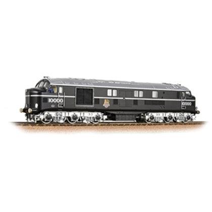 LMS 10000 BR Black (Early Emblem)