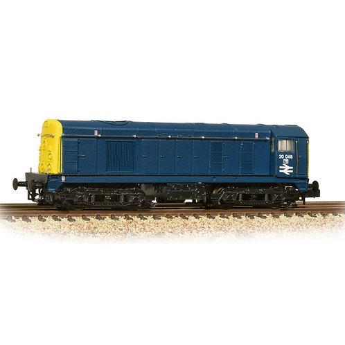 Graham Farish 371-032A Class 20 20048 in BR blue