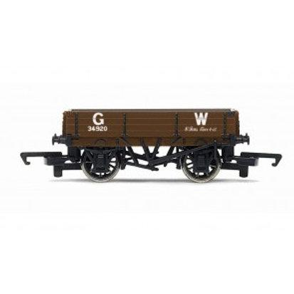 R6806 3 Plank Wagon GW
