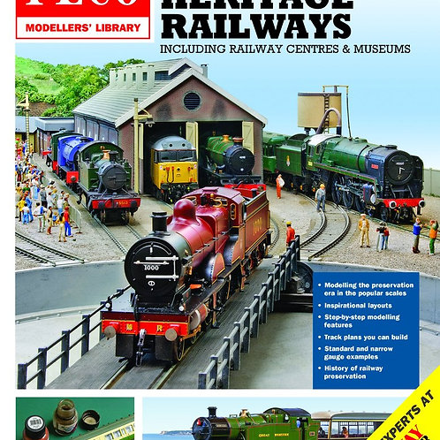 Peco Guide to Modelling Heritage Railways