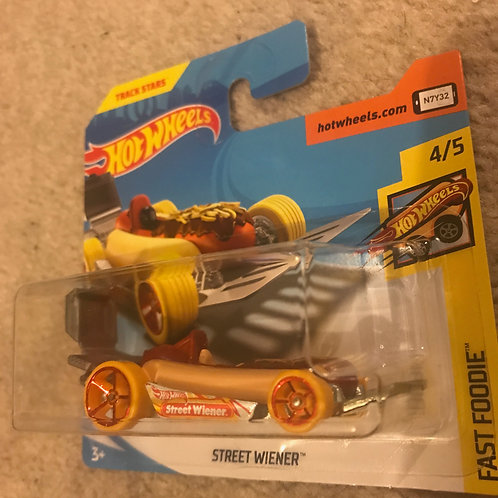 Hot Wheels Fast Foodie Street Wiener