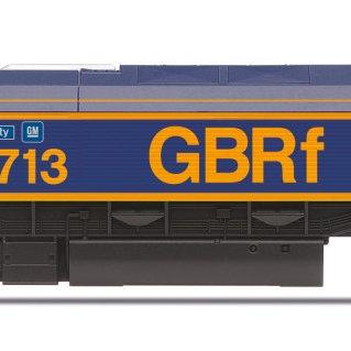 R30020 Hornby Class 66 Diesel Locomotive number 66 713