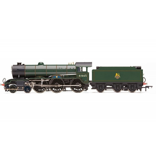 "R3523 BR 4-6-0 B17 Early Crest 61665 ""Leicester City"""