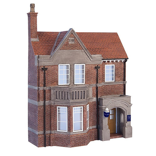 Bachmann Scenecraft 44-271 Low relief Police Station