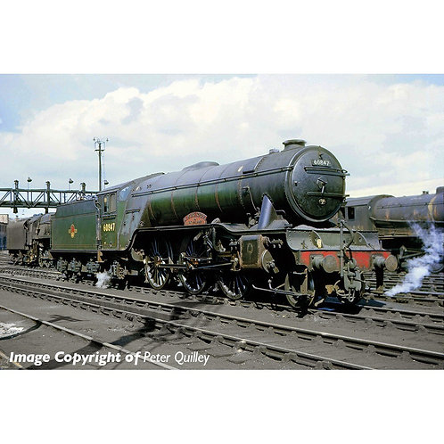 "Bachmann 35-202 Class V2 2-6-2 60847 ""St Peters School"" in BR green (late crest)"