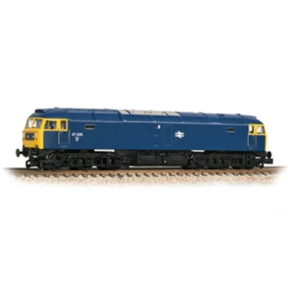 Farish Class 47/4 47435 BR Blue