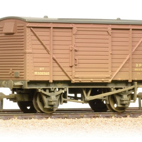 Bachmann Branchline 37-804 12 Ton vent van M508560 in BR bauxite - weathered