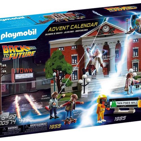 Playmobil Back to the Future Advent Calendar