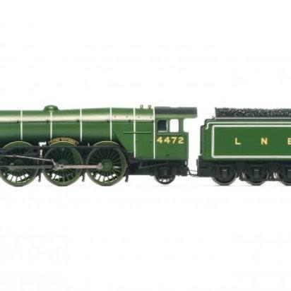 Hornby R3284TTS Railroad Flying Scotsman in LNER Green