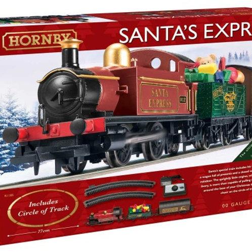 Hornby R1185 Santa Express Train Set