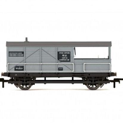 Hornby R6941 BR, AA15 20T 'Toad' Brake Van, W68604 - Era 4