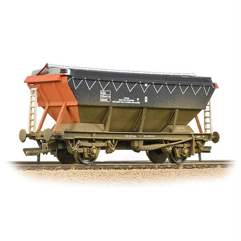 Bachmann 38-021A CEA Covered Hopper Loadhaul (Weathered)
