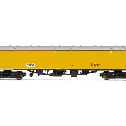 Hornby R4997 ex-Super GUV ADB 971003 QQA in Network Rail yellow