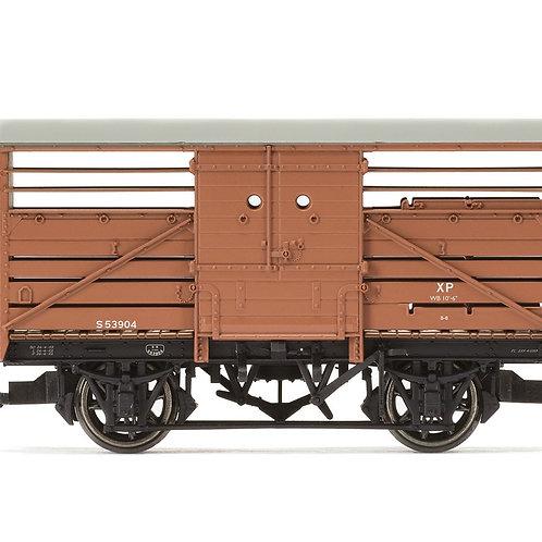 R6839 BR (Ex SR) Cattle Wagon S53904