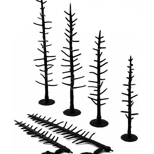 Woodland Scenics TR1125 44 Pine Tree Armatures
