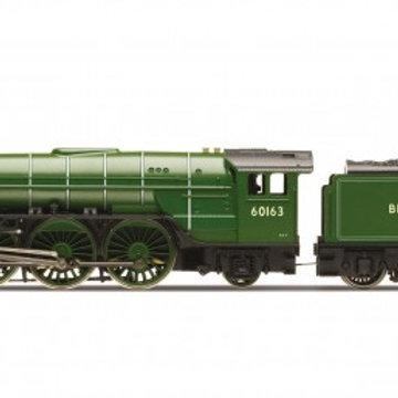 "Hornby R3663TTS Class A1 4-6-2 60163 ""Tornado"" in LNER apple green BR"