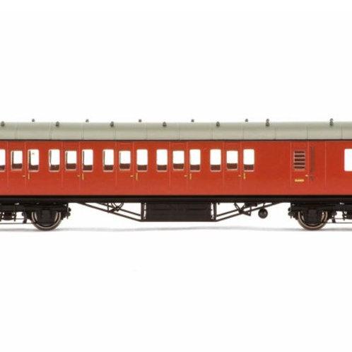 R4801A Ex LMS Suburban non corridor 3rd class brake coach