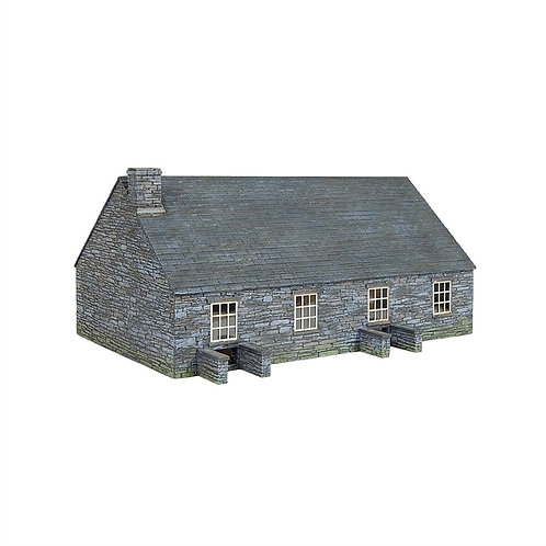 Bachmann Branchline 44-0105 Narow Gauge Slate Processing building