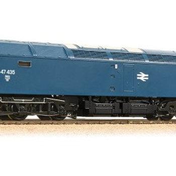 Bachmann 32-807SF Class 47/4 47435 in BR blue DCC Sound
