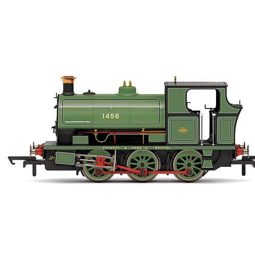 Hornby R3765 Class B2 Peckett 0-6-0ST 1456/1918 Bloxham & Whiston Ironstone Co