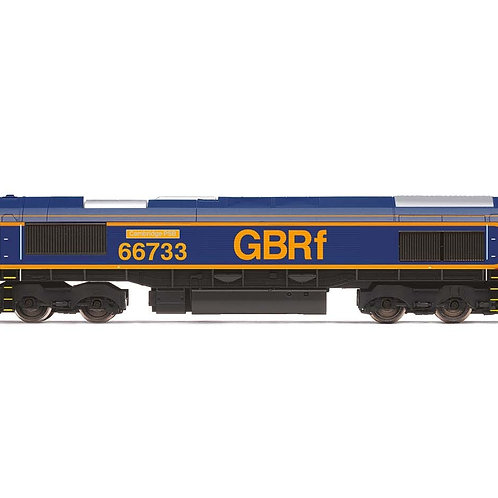 Hornby R3916 Class 66 66733 'Cambridge PSB' in GBRf livery