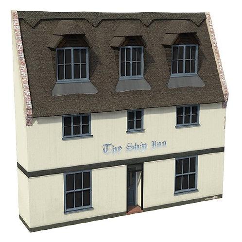Bachmann 44-286 Low Relief 'The Ship Inn' Pub