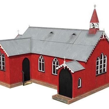 BACHMANN SCENECRAFT 44-0069 Tabernacle