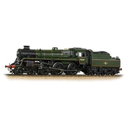 BR Standard 4MT BR2 Tender 75029 BR Lined Green (Late Crest)