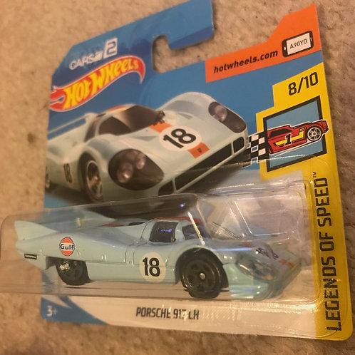 Hot Wheels Legends of Speed Porsche 917