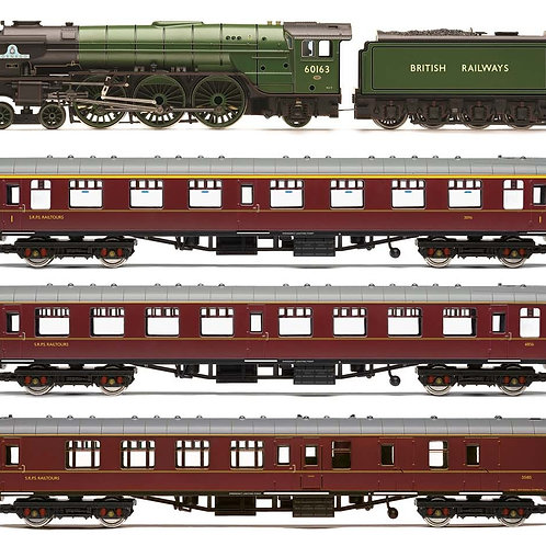 British Railways, 60163 Tornado 'The Aberdonian' Train Pack