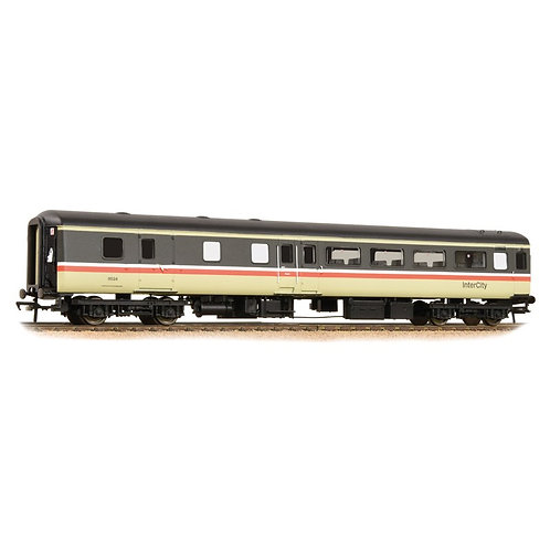 """Bachmann 39-701 Mk2F """"Aircon"""" BSO brake second open in Intercity livery"""