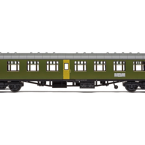 Hornby R40008 ex-Mk1 SK Ballast Cleaner Train Staff Coach DB 975804