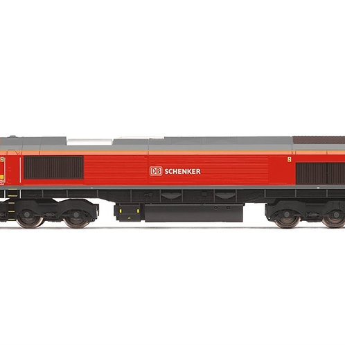 Hornby R3778 Class 66/0 66097 in DB Cargo UK livery