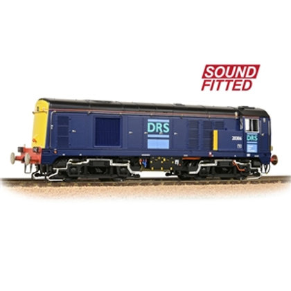 Class 20/3 20306 DRS Blue (Sound Fitted)