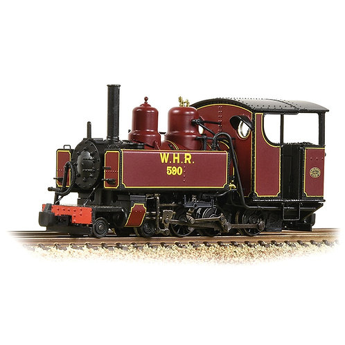 Bachmann 391-031DS Baldwin in WHR Maroon (with DCC Sound)