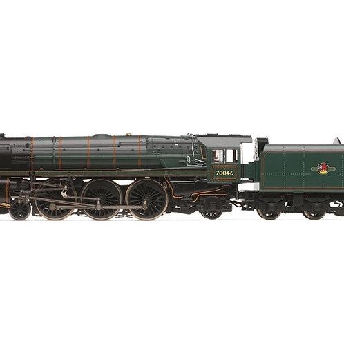 Hornby R3643 BR, Standard 7 'Britannia' Class, 4-6-2, 70046 'ANZAC