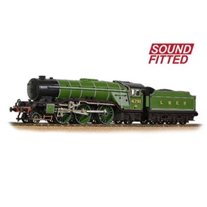 LNER V2 4791 LNER Lined Green (Original) Sound fitted