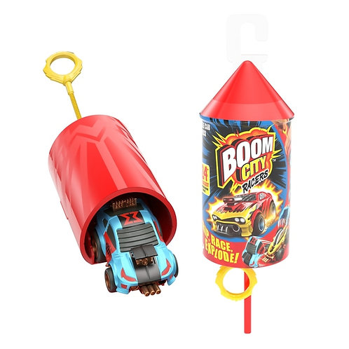 Boom City Racers Single Pack - Rip, Race, Explode Series 1