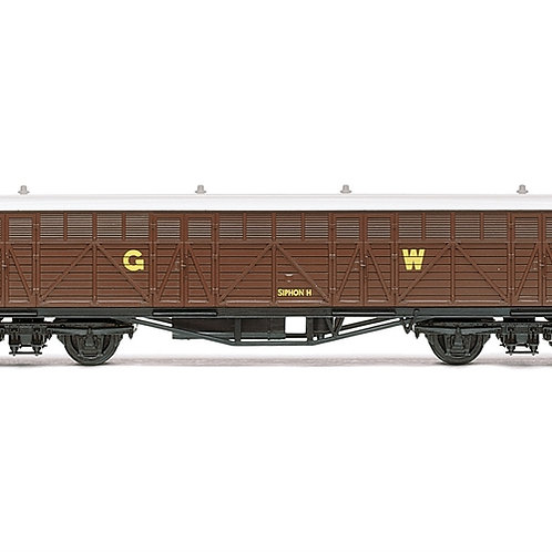 Hornby R6980 GWR Siphon H 1433 in GWR brown